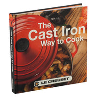 Le Creuset Specialty Tools Le Creuset - The Cast Iron Way to Cook Cookbook JL-Hufford