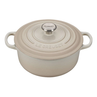 Le Creuset 5.5 qt Enameled Cast Iron Signature Round Dutch Oven