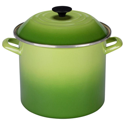 Le Creuset Stockpots & Soup Pots Palm Le Creuset 10 Qt. Enamel on Steel Stockpot JL-Hufford