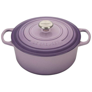 Le Creuset Dutch Ovens and Braisers Provence Le Creuset 5.5 qt Enameled Cast Iron Signature Round Dutch Oven JL-Hufford