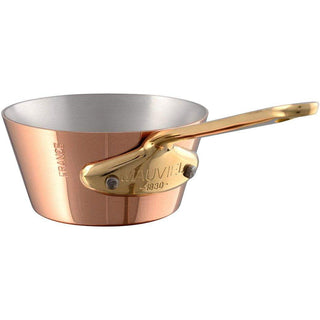 Mauviel Saute & Sauteuse Pans Copper Mauviel M'Heritage Mini Copper Splayed Sauté Pan JL-Hufford
