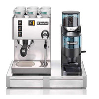 Rancilio Pump Espresso Machines Doser / Add Base Rancilio Silvia and Rocky Bar Combo JL-Hufford