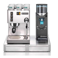 Rancilio Pump Espresso Machines Doserless / Add Base Rancilio Silvia and Rocky Bar Combo JL-Hufford