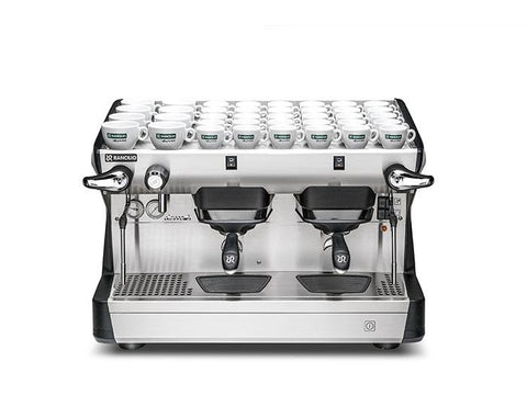 Rancilio Classe 5 S 2 Group 220V - Black