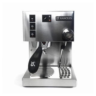 Rancilio Pump Espresso Machines Rancilio Silvia M V5 Espresso Machine - DEMO UNIT JL-Hufford