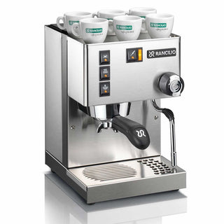 Rancilio Pump Espresso Machines Rancilio Silvia V3 Refurbished JL-Hufford