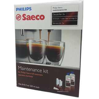 Saeco Machine Parts and Accessories Saeco Maintenance Kit with Intenza Water Filter JL-Hufford