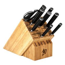 Shun+Knife+Sets+Shun+Classic+10+Piece+Knife+Chef%27s+Set+JL-Hufford