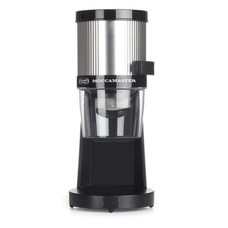 Technivorm Coffee Grinders Brushed Silver Technivorm Moccamaster KM4 TT Coffee Grinder JL-Hufford