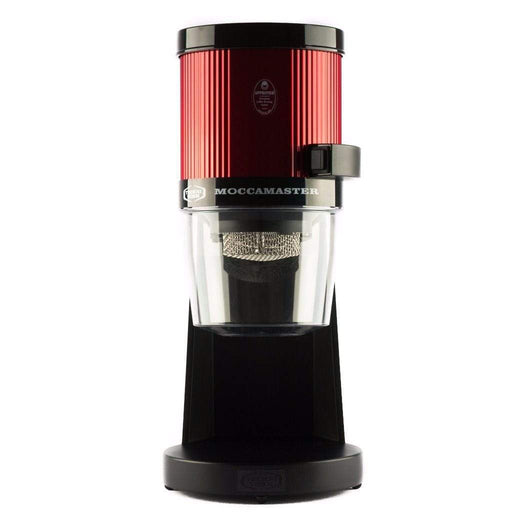 Technivorm Coffee Grinders Red Technivorm Moccamaster KM4 TT Coffee Grinder JL-Hufford