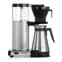 Technivorm Drip Coffee Makers Technivorm Moccamaster CDGT Coffee Brewer - Polished Silver JL-Hufford