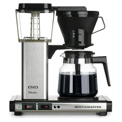 Technivorm+Drip+Coffee+Makers+Technivorm+Moccamaster+KB+741+Coffee+Brewer+-+Brushed+Silver+JL-Hufford