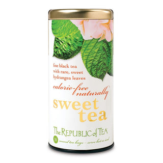 The Republic of Tea Gourmet Teas The Republic of Tea Calorie-Free Naturally Sweet Tea 36 Ct. JL-Hufford