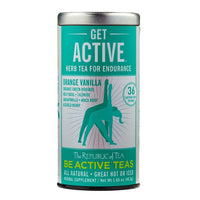 The Republic of Tea Gourmet Teas The Republic of Tea Get Active - Herb Tea for Endurance 36 Ct. JL-Hufford