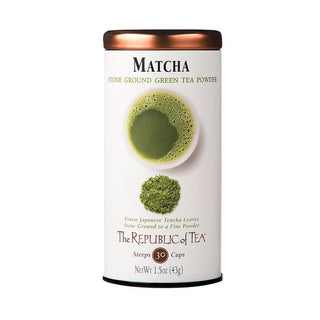The Republic of Tea Gourmet Teas The Republic of Tea Green Matcha Powder - Loose Ground 1.5 oz JL-Hufford