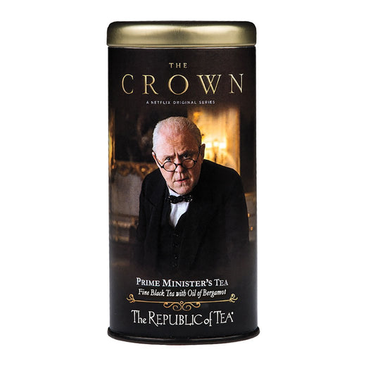 The Republic of Tea Gourmet Teas The Republic of Tea - The Crown: Prime Minister's Blend Tea Bags, 36 Ct. JL-Hufford