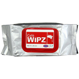 Urnex Cleaning Supplies Urnex Cafe Wipz Coffee Equipment Cleaning Wipes JL-Hufford