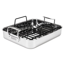 Viking+Roasting+Pans+Viking+3-Ply+Roasting+Pan+w%2F+Non-Stick+Rack%2C+Mirror+JL-Hufford
