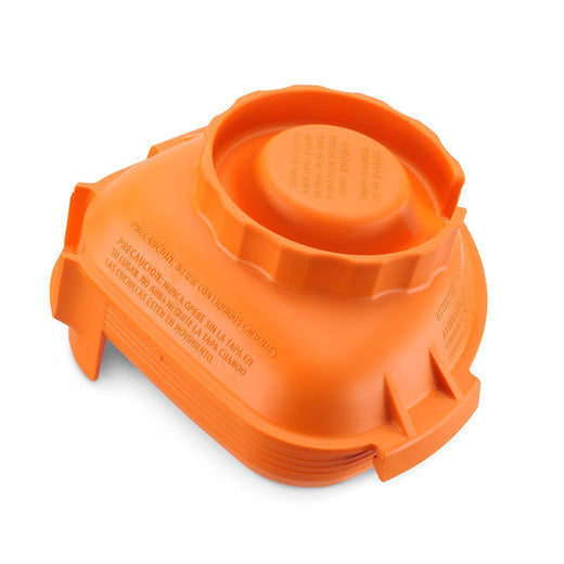 Vitamix Commercial Blender Parts and Accessories Orange Vitamix Advance Replacement Lid and Plug JL-Hufford