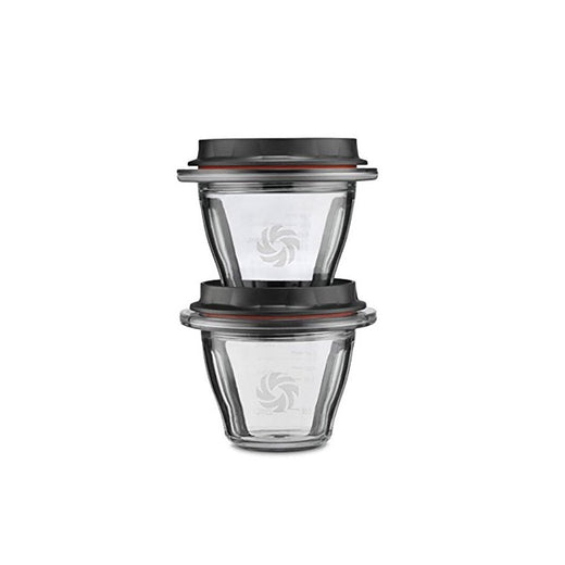 Vitamix Household Blender Parts and Accessories Vitamix Ascent Blending Bowls - Set of 2 JL-Hufford