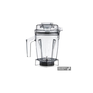 Vitamix Household Blender Parts and Accessories Vitamix Ascent Series 48-ounce Self-Detect Dry Grains Container JL-Hufford