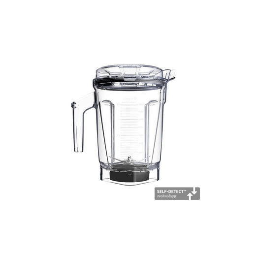 Vitamix Household Blender Parts and Accessories Vitamix Ascent Series 64-ounce Low-Profile Self-Detect Container JL-Hufford