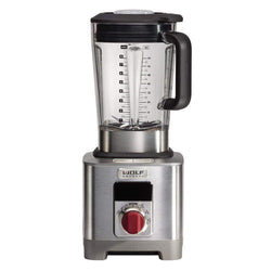 Wolf+Gourmet+Residential+Blenders+Red+Knob+Wolf+Gourmet+High+Performance+Blender+JL-Hufford