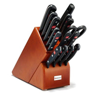 Wusthof Knife Sets Cherry Wusthof Gourmet 16-Piece Block Set JL-Hufford