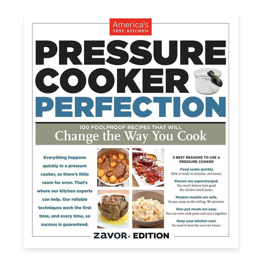 Pressure Cooker Perfection Zavor Edition