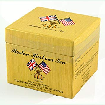 Boston Harbour Tea Bags