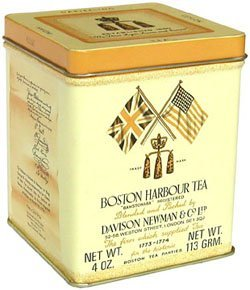 Boston Harbour Loose Tea