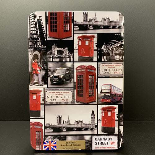 Grandma Wilds Iconic London Tin