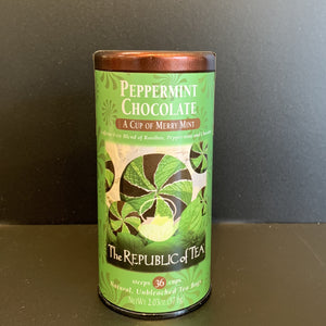 Republic of Tea Peppermint Chocolate