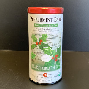 Republic of Tea Peppermint Bark