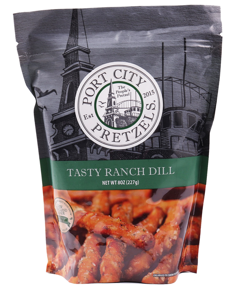 Port City Tasty Ranch Dill Pretzels