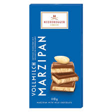 Milk Chocolate Filled with Marzipan