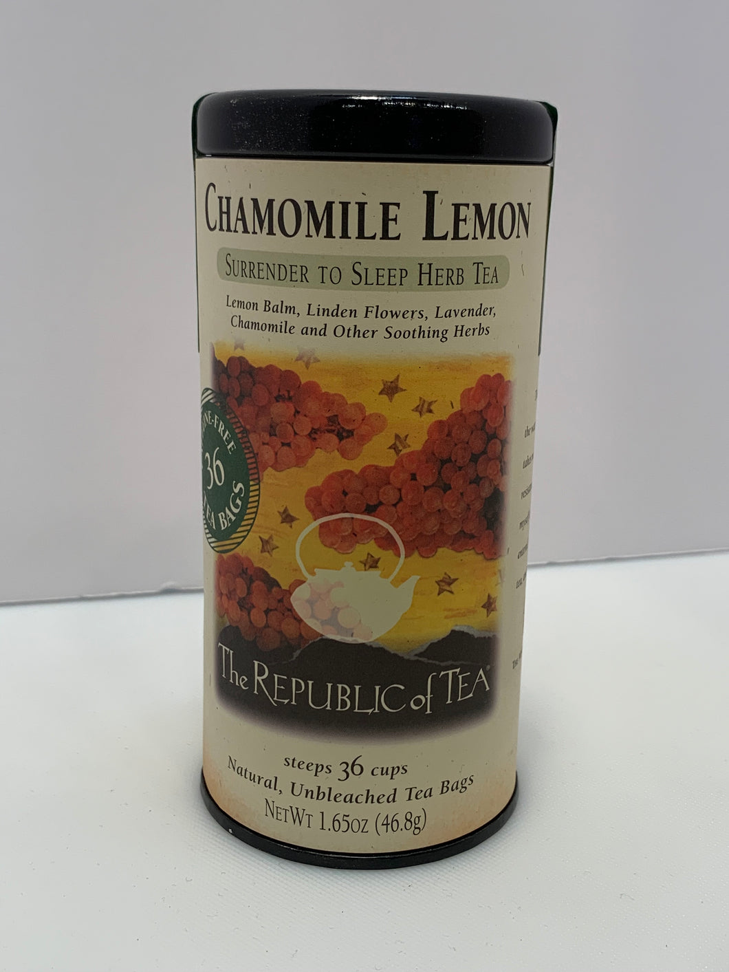 Republic of Tea Chamomile Lemon Teabags