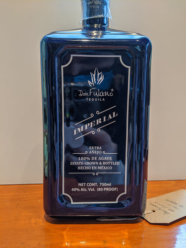 Don Fulano Imperial Tequila