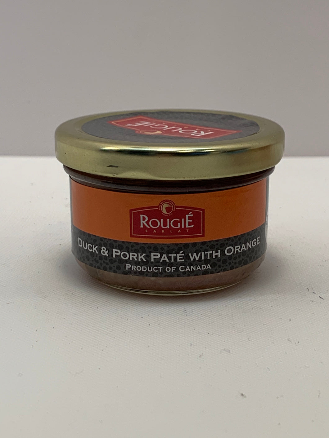 Rougie Duck and Pork Pate With Orange