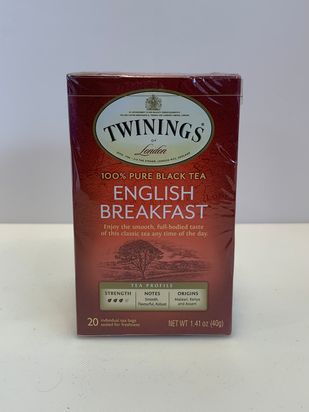 Twinings English Breakfast Teabags