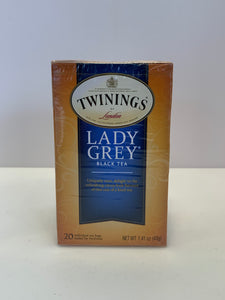 Twining's Lady Grey Teabags