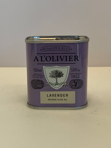 A L'Olivier Lavender Infused Olive Oil