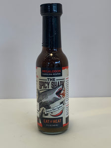 The Spicy Shark Carolina Reaper Hot Sauce