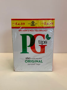 PG Tips Original Tea Bags