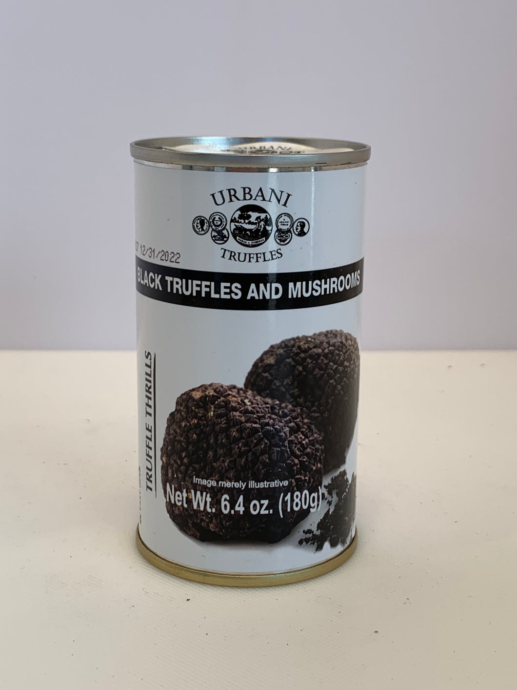 Urbani Black Truffle and Mushroom Paste