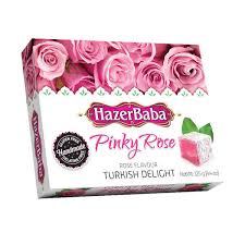 HazerBaba Turkish Delight Pinky Rose