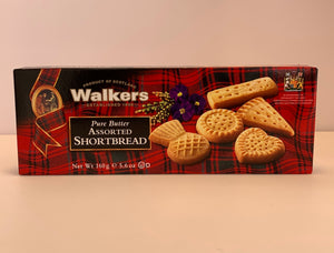 Walkers Assorted Shortbread