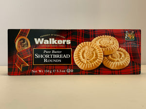 Walker Shortbread Rounds
