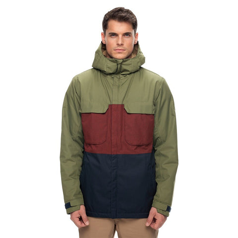 686 MONIKER INSULATED MENS SNOWBOARD JACKET