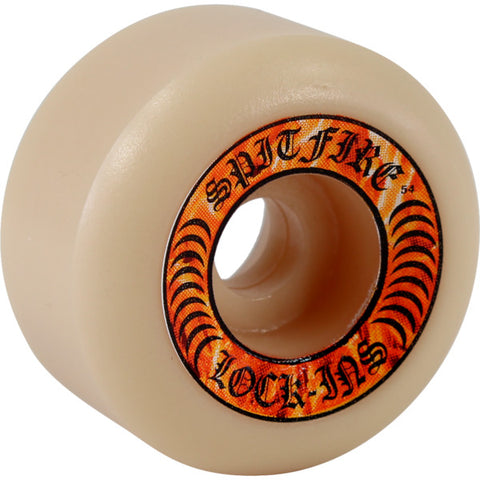 SPITFIRE LOCK-INS F4 53mm SKATEBOARD WHEELS